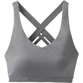 Prana Verana Bra Women heather grey